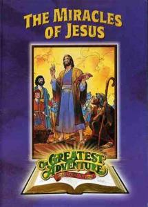 Greatest Adventures Of The Bible: Miracles Jesus [Edizione in lingua inglese]