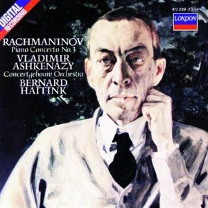 Sergej Rachmaninov - Piano Concerto No.3 - Bernard Haitink