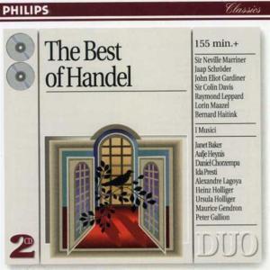 Best Of Handel (2 Cd)