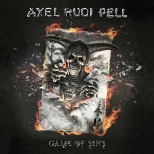 Axel Rudi Pell - Game Of Sins (Jewel Case)