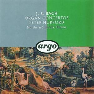 Bach - Organ Concertos