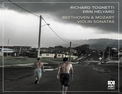 Richard Tognetti / Erin Helyard: Beethoven & Mozart Sonatas (2 Cd)