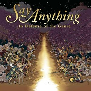 Say Anything - In Defense Of The Genre (Cln)