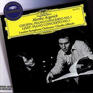 Fryderyk Chopin / Franz Liszt - Piano Concertos