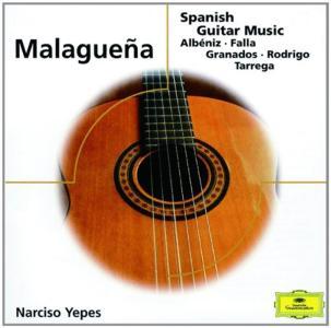 Narciso Yepes: Malaguena - Spanish Guitar Music