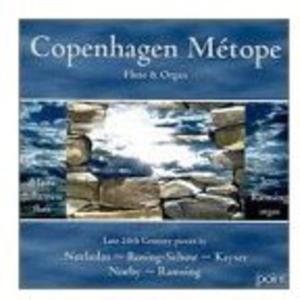 Mads Johansen / Jens Ramsing - Copenaghen Metope: Contemporary Danish Music For Flute & Organ