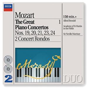 Wolfgang Amadeus Mozart - The Great Piano Concertos Vol. 1 (2 Cd)