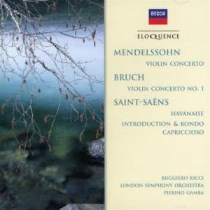 Ruggiero Ricci / London Symphony Orchestra - Violin Concertos