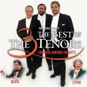 Pavarotti - The Best Of The 3 Tenors