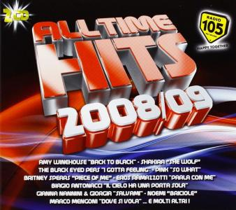 All Time Hits 2008/09 (2 Cd)