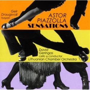 Astor Piazzolla - Sensations