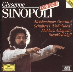 Giuseppe Sinopoli - Conducts Wagner, Schubert, Mahler