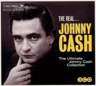 Johnny Cash - The Real Johnny Cash (3 Cd)