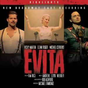 Evita (New Broadway Cast)