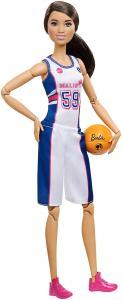 Mattel FXP06 - Barbie - Giocatrice Di Basket