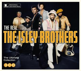 Isley Brothers (The) - The Real.. The Isley Brothers (3 Cd)