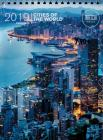 Calendario Da Tavolo Cities Of The World 2019 (15x20 Cm)