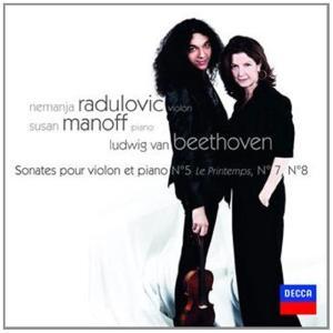 Ludwig Van Beethoven - Sonates Pour Violon Et Piano