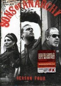 Sons Of Anarchy: Season 4 [Edizione in lingua inglese]