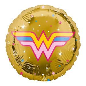 Standard Wonder Woman Foil Balloon          S60 S