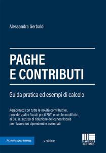 Paghe e contributi. Guida pratica ed esempi di calcolo