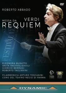 Buratto,E./Abbado,R./Filarmonica Arturo Toscanini - Messa Da Requiem