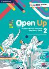 Open Up. Level 1. Premium Pack. Student's Book-workbook. Per La Scuola Media. Con E-book. Con Espansione Online. Vol. 2