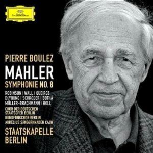 Gustav Mahler - Symphony No.8 (2 Cd)
