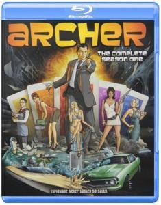 Archer: Season 1 [Edizione in lingua inglese]