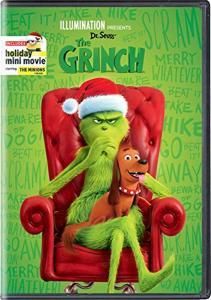 Illumination Presents: Dr Seuss' The Grinch [Edizione in lingua inglese]