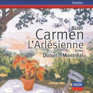 Georges Bizet - Carmen & L'Arlesienne Suites