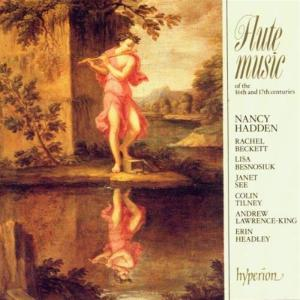 Flute Music Of The 16Th & 17Th Centuries