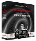 La Commedia Di Dante Raccontata E Letta Da Vittorio Sermonti. Audiolibro. Cd Audio Formato Mp3