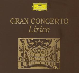 Gran Concerto Lirico / Various (5 Cd)
