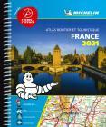 France. Atlas Routier Et Touristique 2021. Ediz. A Spirale