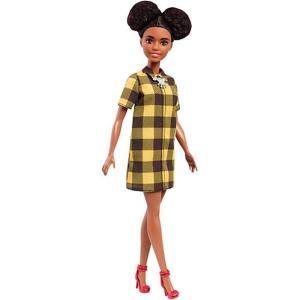 Mattel FJF45 - Barbie - Fashionistas - Cheerful Check Petite