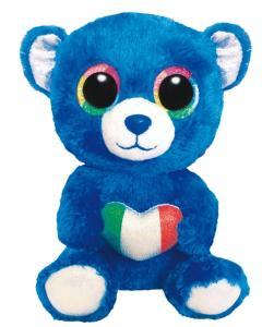 Ty: Beanie Boos - Romeo Italia (Peluche 15 Cm)
