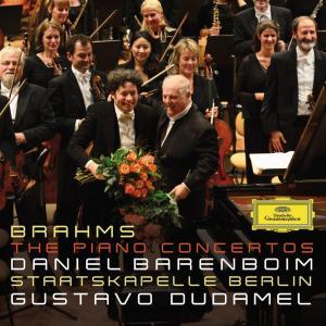 Johannes Brahms - The Piano Concertos (2 Cd)