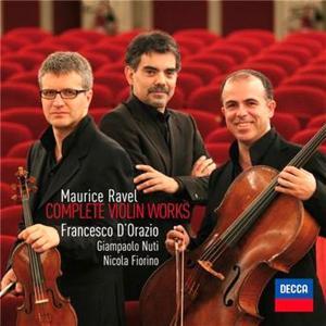 Maurice Ravel - Complete Violin Works
